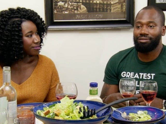 'Married at First Sight': Jasmine and Will Reveal They Still Haven't Been Intimate in Exclusive Clip