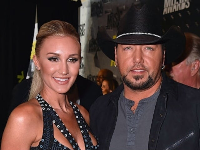 Jason Aldean's Wife Brittany Insists Watching Him Perform Never Gets Old