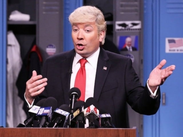 Jimmy Fallon Takes Aim at President Trump With Hilarious 'Post-Game' State of the Union Parody