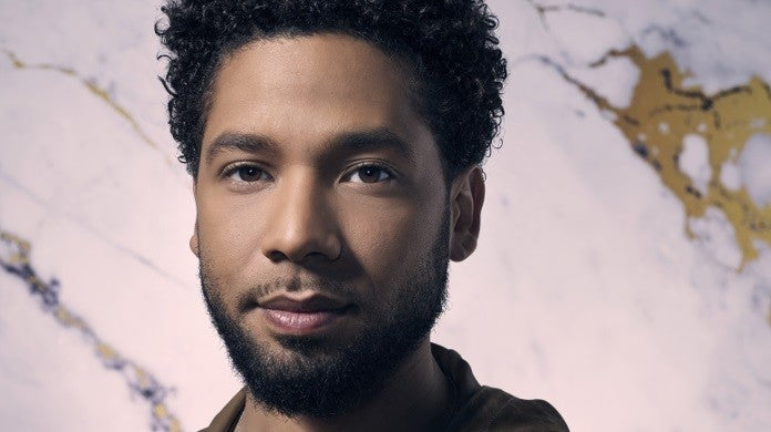 jussie smollett fox empire portrait