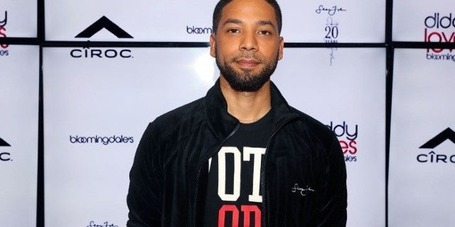 jussie smollett getty images