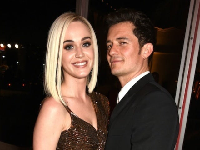 Katy Perry and Orlando Bloom Get Intimate During Coachella