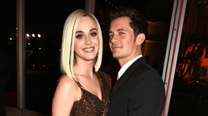 katy-perry-orlando-bloom-getty-Dave M Benett:VF17 : Contributor