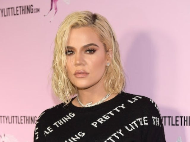Khloe Kardashian Shows off New Sleek Cut and Color in Bold Black Look