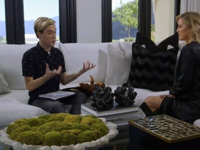 'Hollywood Medium' Tyler Henry Warned Khloe Kardashian, Kylie Jenner of Affair Scandal in 2017