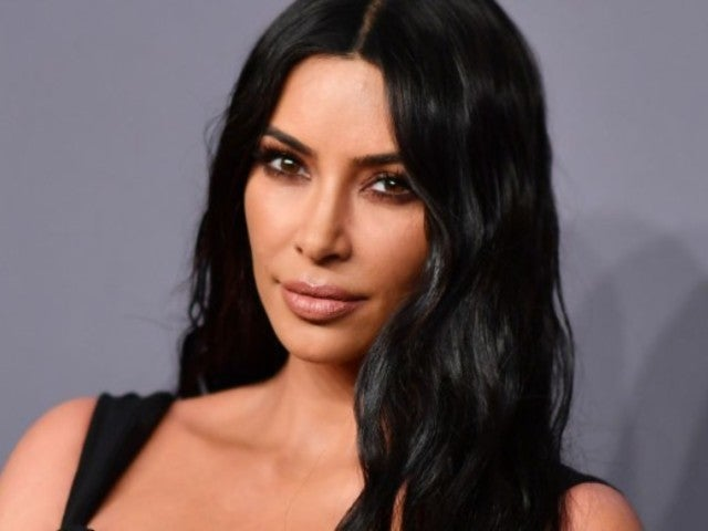 Kim Kardashian Goes All out With Red at 'Avengers: Endgame' Party