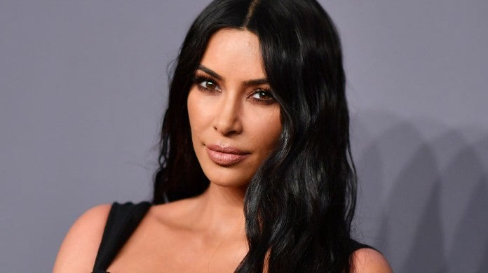 Kim Kardashian Law School Photo Comes out, Twitter Has Thoughts