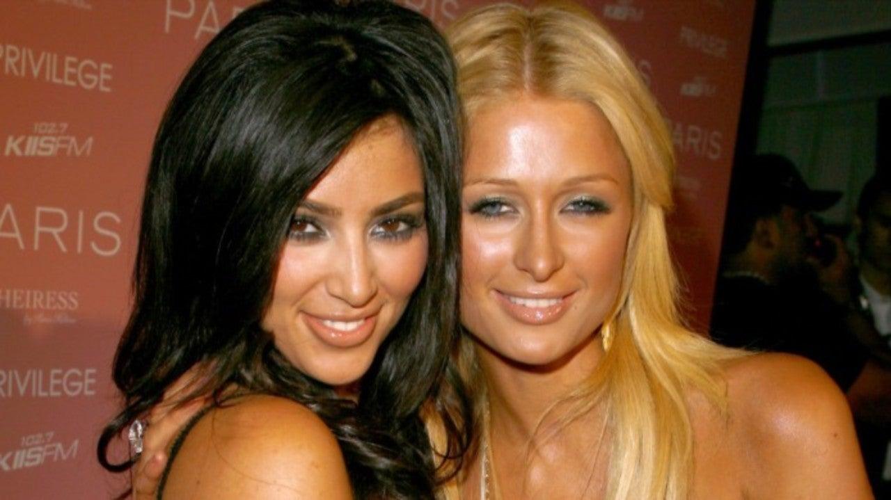 9f51fe5e Kim Kardashian Wishes Paris Hilton a Happy Birthday With Hilarious  Throwback Photos