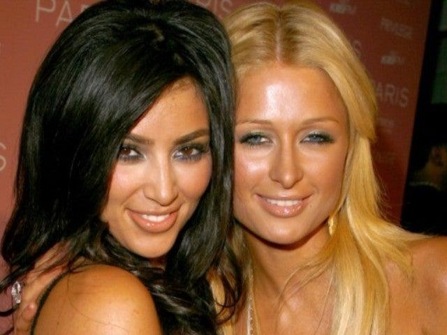 Kim Kardashian Wishes Paris Hilton a Happy Birthday With Hilarious Throwback Photos