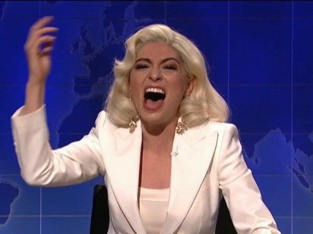 'SNL' Parodies Sam Elliott, Lady Gaga in Oscars 'Family Feud' Sketch