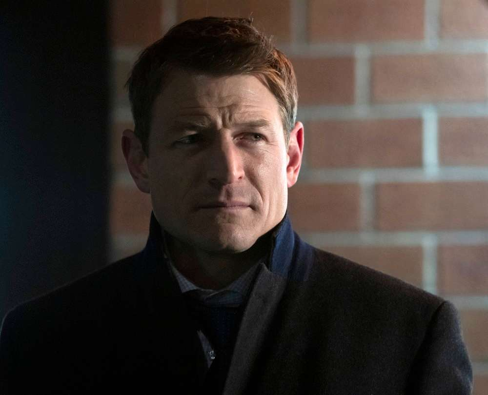 Law and Order SVU 450th episode phillip winchester nbc