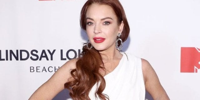 lindsay lohan 2019 getty images