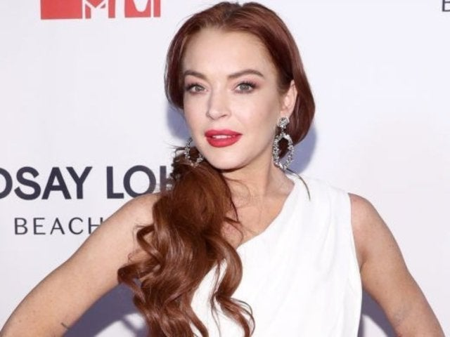 Lindsay Lohan Shares Bizarre Video Dancing at a Gas Station