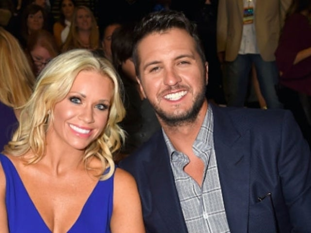 Luke Bryan's Wife Caroline Shares Hilarious Throwback Photo of the Couple