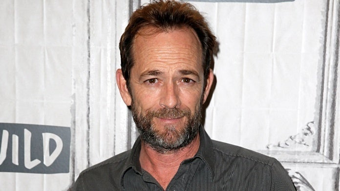 luke perry Dominik Bindl