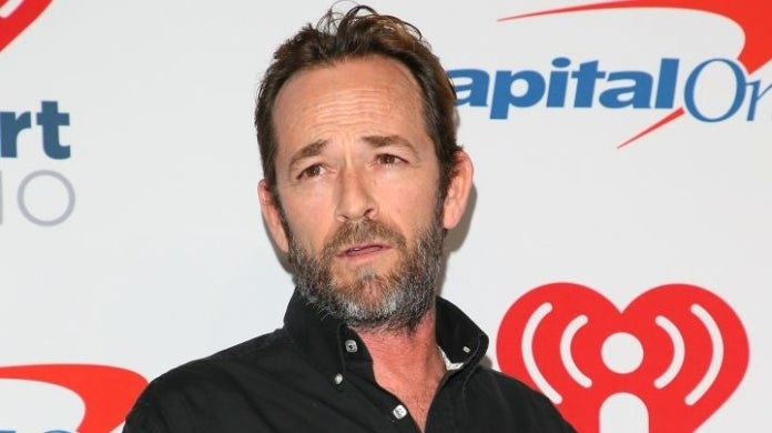 luke perry JB Lacroix