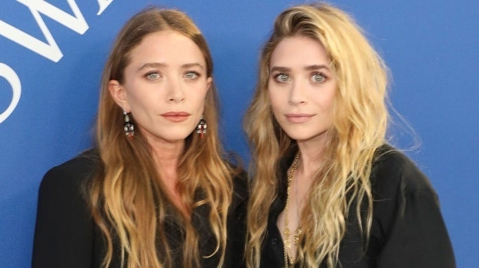 mary-kate and ashley olsen 2018 getty images