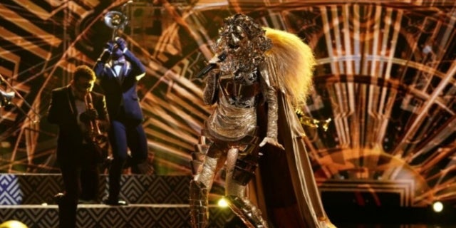 Masked Singer Lion