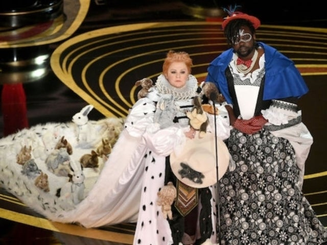 Oscars 2019: Melissa McCarthy and Brian Tyree Henry Wear Insane Outfits While Presenting