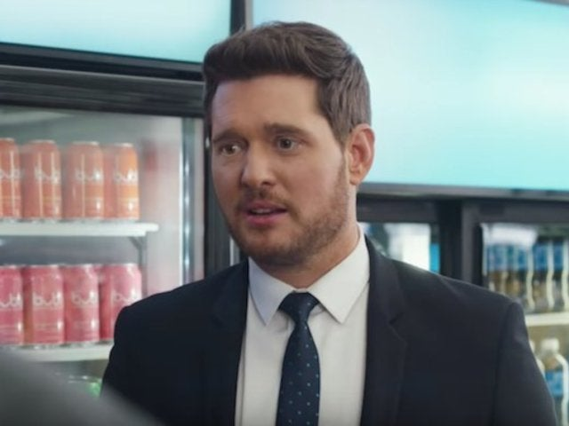 Michael Buble Bubly Super Bowl Commercial: Watch Singer's Drink Ad