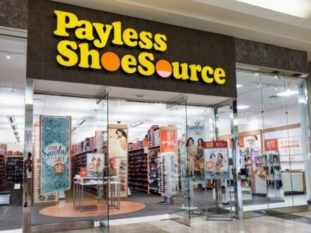 Payless ShoeSource to Close 2,100 US Locations Amid Bankruptcy Filing