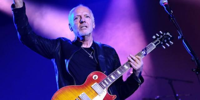 Peter Frampton Diagnosed With Rare Muscle Disease, Announces Farewell Tour