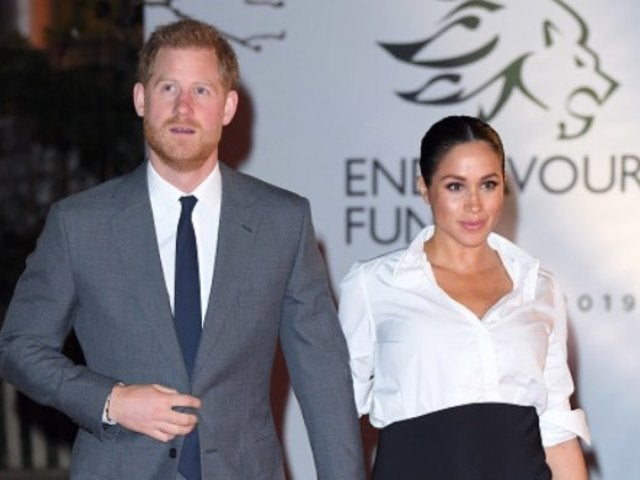 Prince Harry and Meghan Markle: New Lifetime Movie Based on Royal Couple In the Works