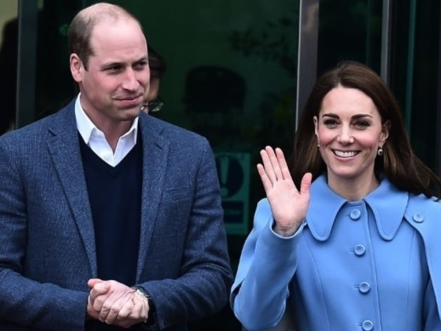 Kate Middleton Hints at Possibility of Baby No. 4