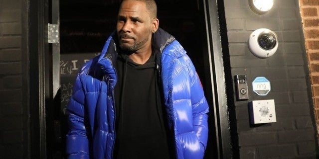 R. Kelly Allegedly Shown Having Sex With Minor in Leaked Screenshots