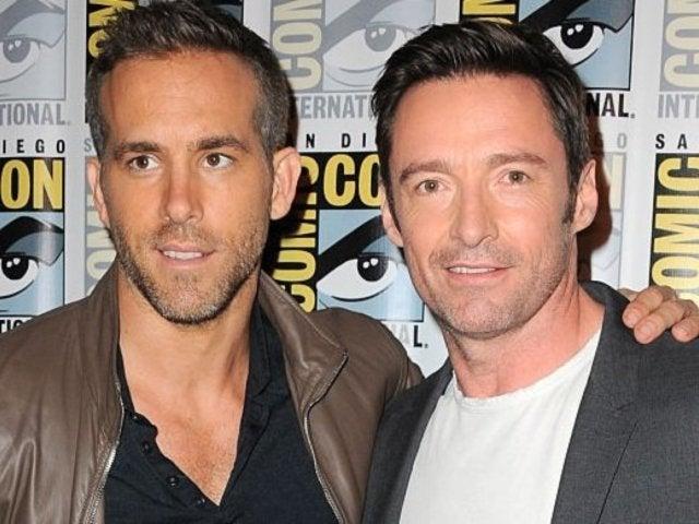 Ryan Reynolds and Hugh Jackman End Their Social Media Feud With Truce
