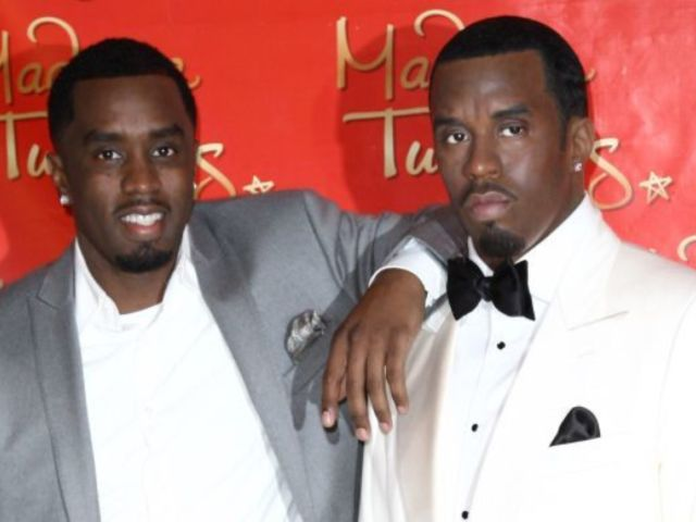 Sean 'Diddy' Combs Wax Figure Destroyed