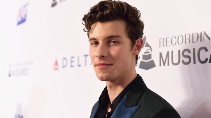 shawn mendes getty images