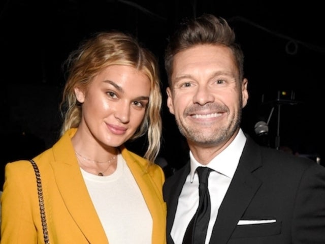Ryan Seacrest's Ex Girlfriend Shayna Taylor Posts About 'Pain' Amid Breakup