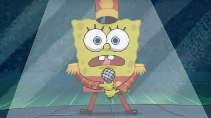 spongebob squarepants band geeks sweet victory nickelodeon