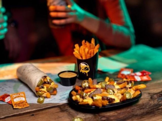 Taco Bell Adds Spicy Steak Rattlesnake Fries for Limited Time