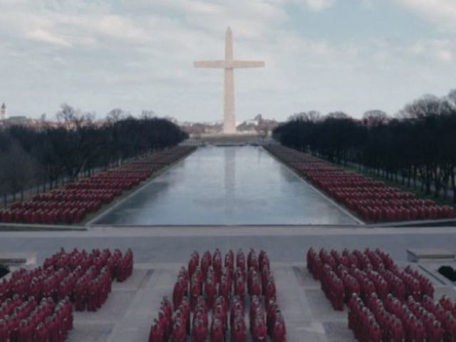 Hulu's Super Bowl Trailer for 'Handmaid's Tale' Urges America to 'Wake Up'