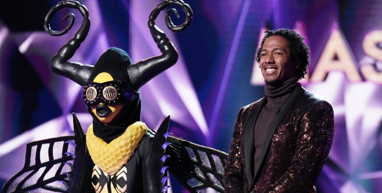 The Masked Singer bee