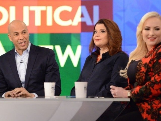 'The View': Meghan McCain Roasts Cory Booker After He Announces Presidential Run