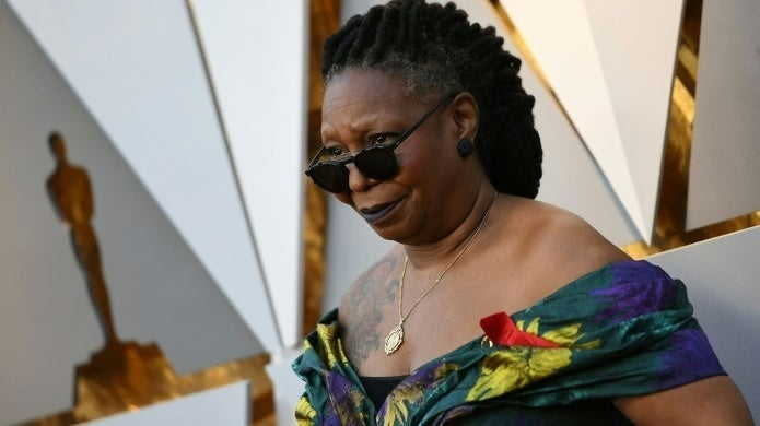 whoopi goldberg oscars getty images