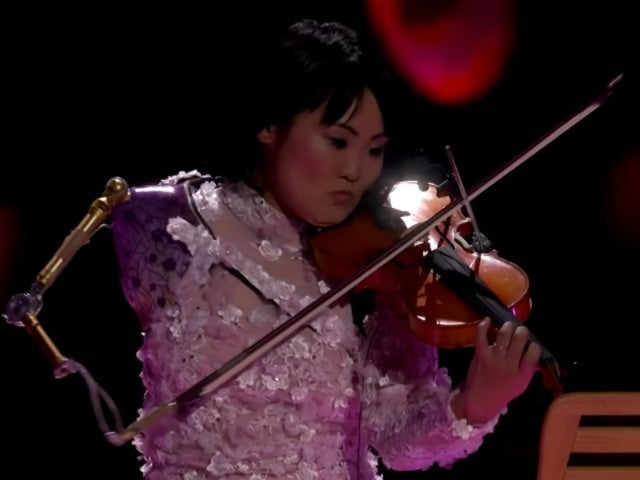 'The World's Best': See the 'Miracle Violinist' Who Left Judges in Tears