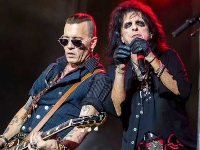 Johnny Depp: Alice Cooper Defends Hollywood Vampires Bandmate Amid Abuse Allegations