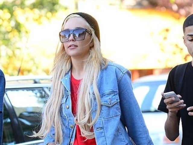 Amanda Bynes Checks out of Sober Living Facility on Her Own