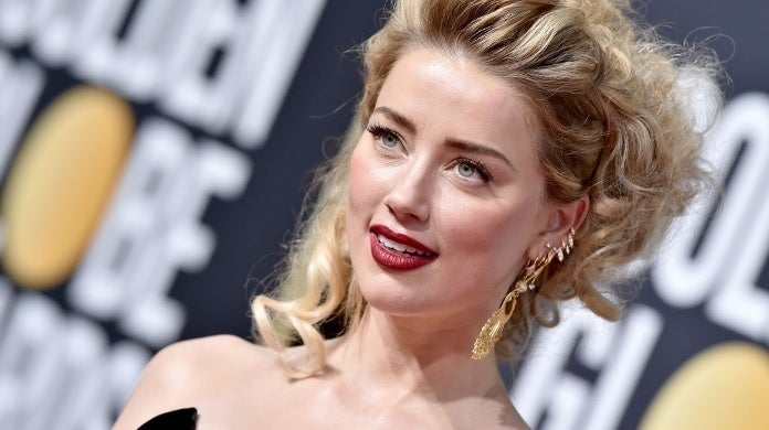 amber heard getty images