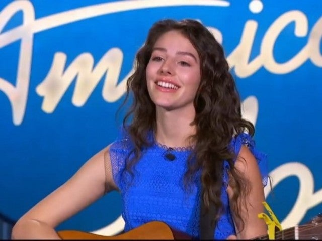 'American Idol': '90 Day Fiance' Alum Evelyn Cormier Stuns Judges With Acoustic Audition