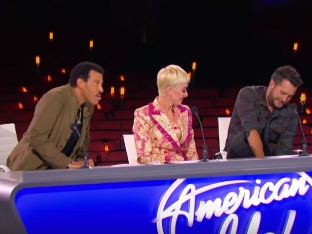 'American Idol' Judge Luke Bryan Gives Contestant the Shoes off His Feet After Moving Performance