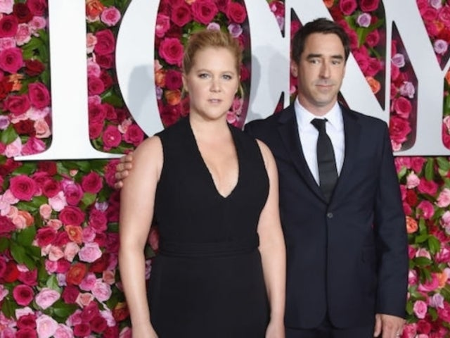 Amy Schumer Opens up About Her Husband Chris Fischer Being on the Autism Spectrum