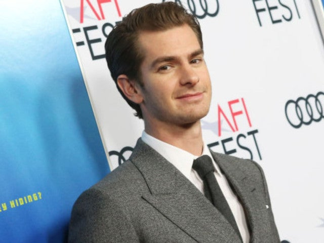 Andrew Garfield Spotted With New Woman After Rita Ora Breakup