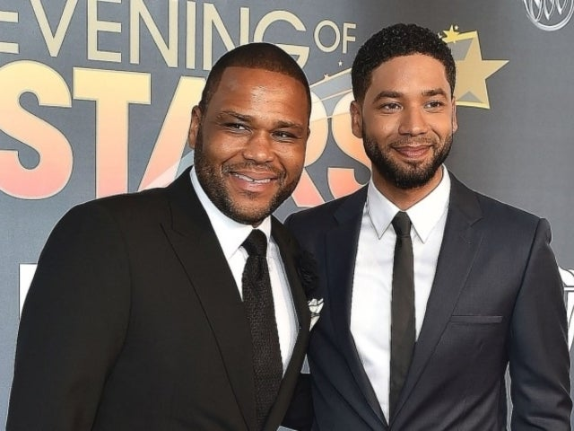Jussie Smollett: Anthony Anderson Is 'Happy' 'Empire' Actor's Charges Were Dropped