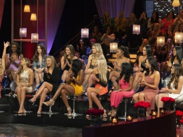 'The Bachelor: Women Tell All': Courtney Shoves Pacifier in Demi's Face After Going Head-to-Head