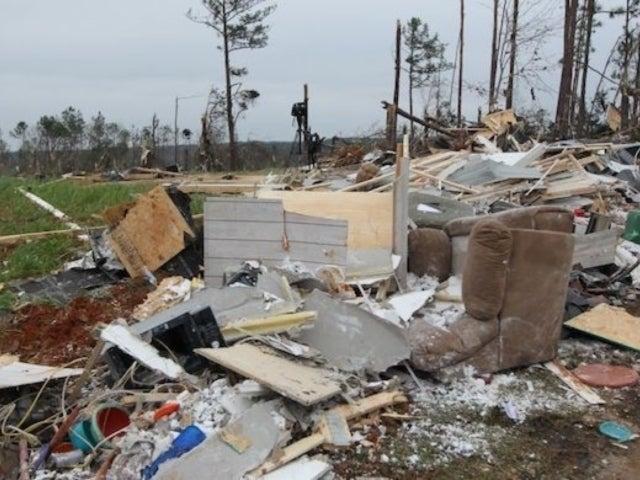 23 Left Dead After Tornado Devastates Southeast Alabama